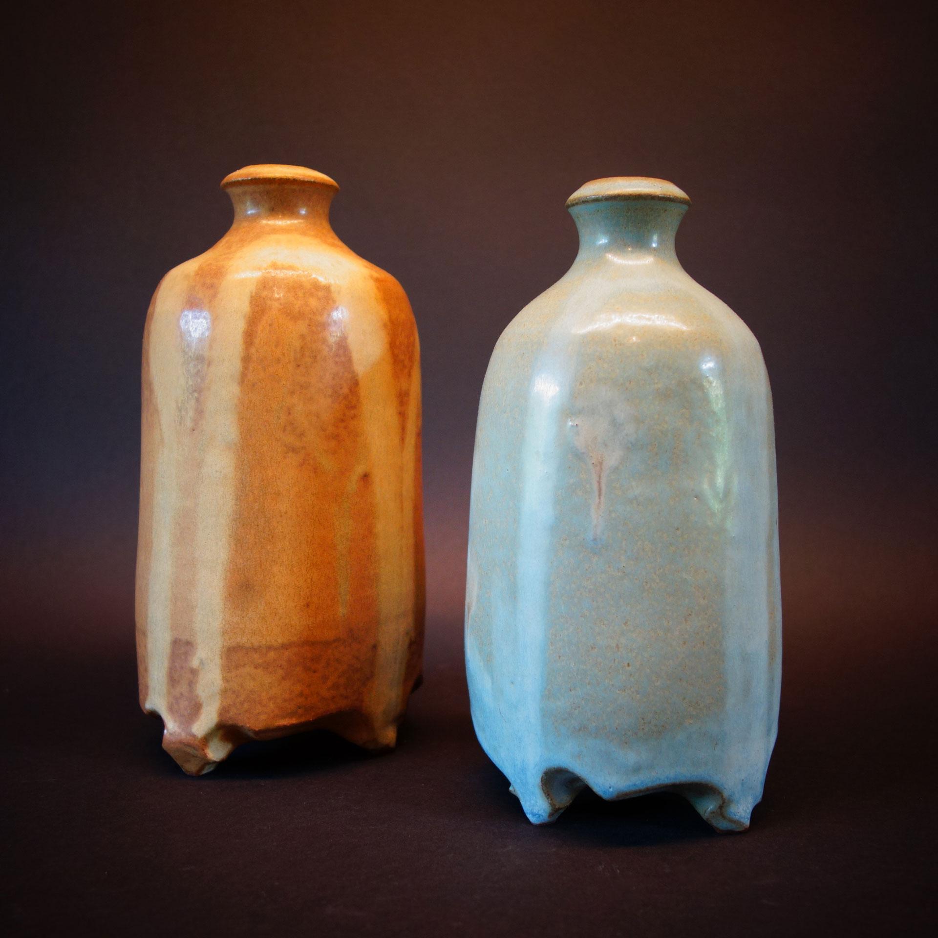 Duo de bouteilles • 70€ l'une
